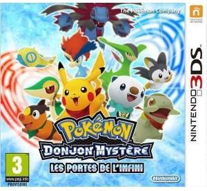 Pokémon Donjon Mystère Les