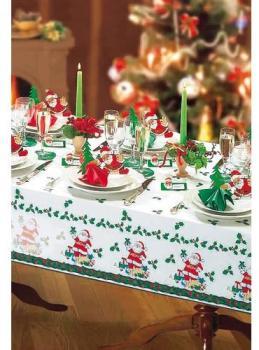 Ensemble décoratif table Noël