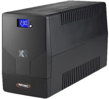 Onduleur X2 LCD Touch 2000
