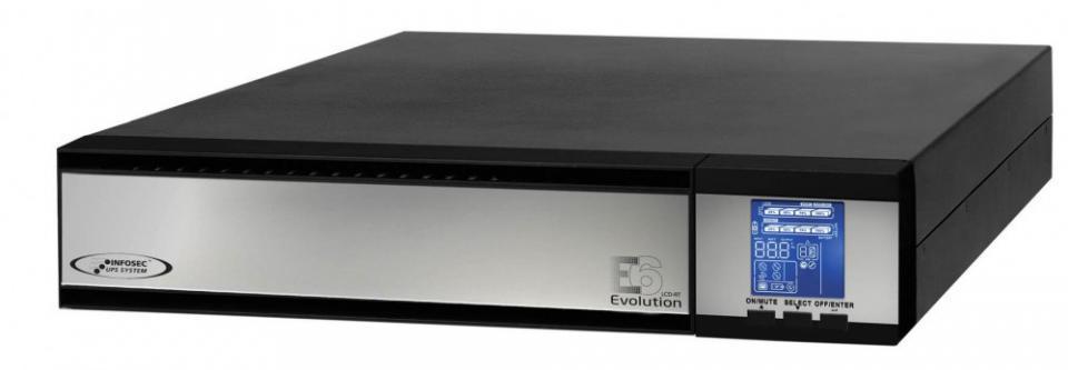 Onduleur E6 LCD RT Evolution