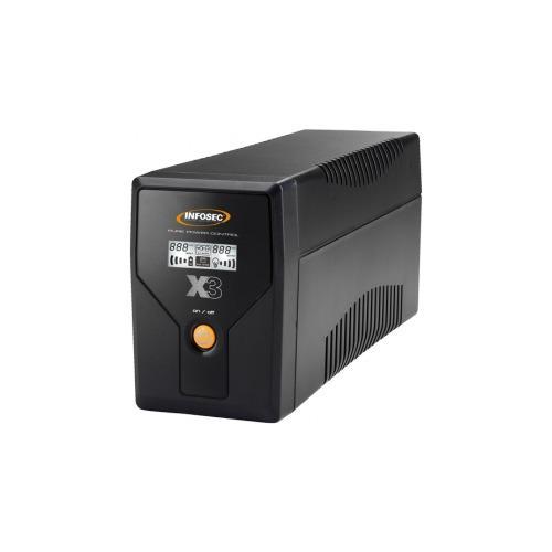 Onduleur X3 EX LCD USB 500