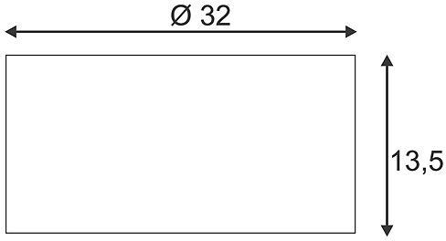 MALANG CL-1 plafonnier rond