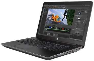 HP ZBook 17 G4 Mobile Workstation