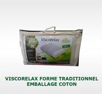 Oreiller Biotex Viscorelax