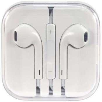 Ecouteurs blanc pour Apple
