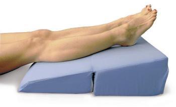 Coussin ergonomique repose-jambes