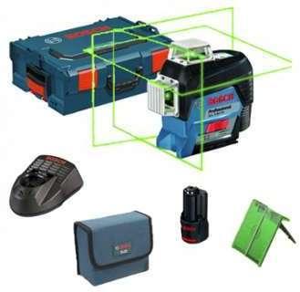 Pack Laser BOSCH GLL 3-80