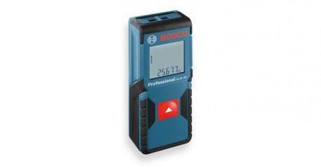 Télémètre laser BOSCH GLM