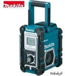 Radio de chantier Makita 7