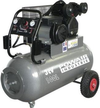 Compresseur mobile 100 litres