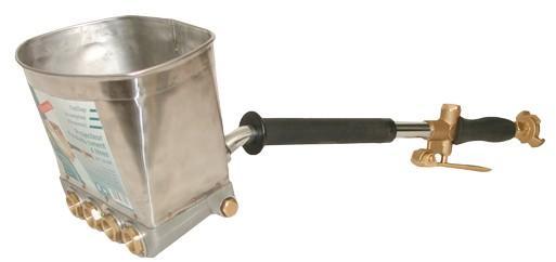 Projecteur de ciment pneumatique
