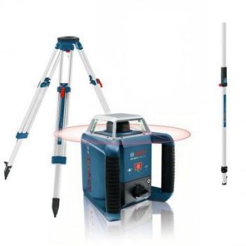 Laser rotatif GRL 400 H pack