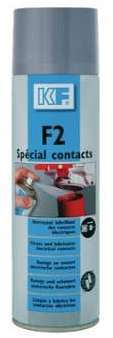 Nettoyant F2 spécial contacts