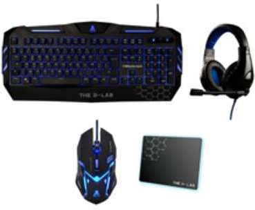 Pack Gamer PC G-Lab COMBO