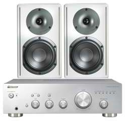 PIONEER A-10 Silver CABASSE
