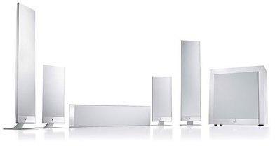 KEF Système T205 - Blanc