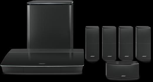 Bose Lifestyle 600 Noir