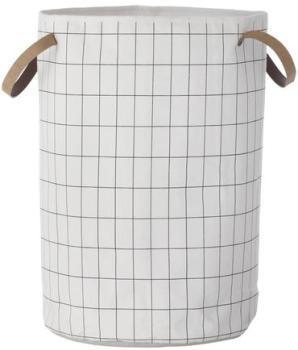 Grid - Panier à linge - blanc