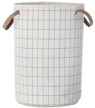 Grid Laundry Basket - Ferm