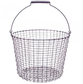 Bucket 24 - Seau en fil métallique