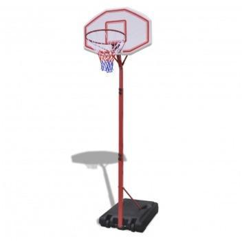 VidaXL Panier de basket avec