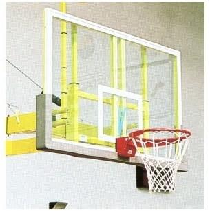 Tableau basket Plexiglass