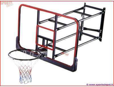 Panneau de basket-ball First