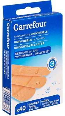 Pansements universels Waterproof
