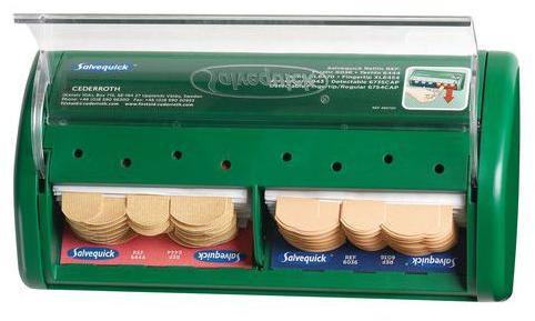 Distributeur de pansements