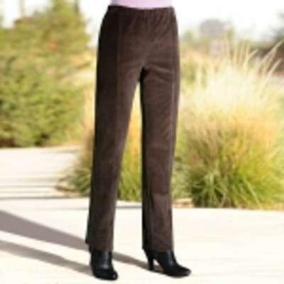 Pantalon velours milleraie