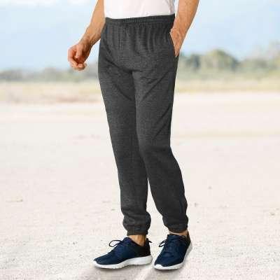 Pantalon jogging molleton
