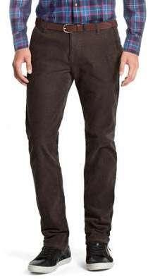 Pantalon velours homme marron