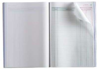 Cahier de RECETTES DEPENSES