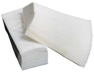 Papier essuie-mains plié -