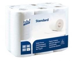 Papier hygiénique gaufré recyclé