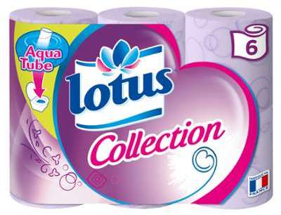 Papier toilette Collection