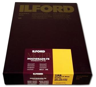 ILFORD Papier Multigrade Warmtone
