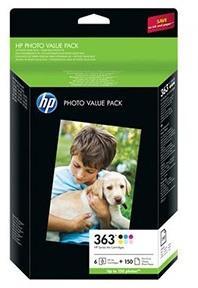 Le Value Pack Photo HP série