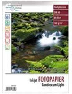 80 feuilles papier photo double