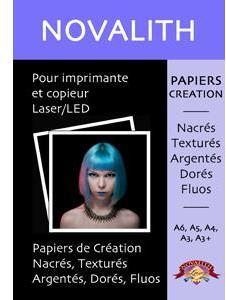 Novalith Papier Texturé papier
