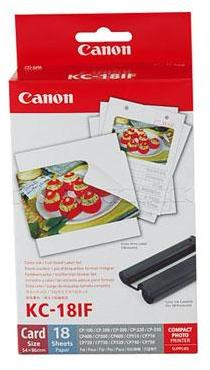 CANON KC-18IF Mini Stickers