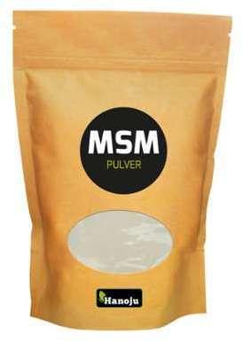 MSM - Soufre Organique - poudre