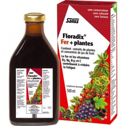 Salus Floradix Fer Plantes