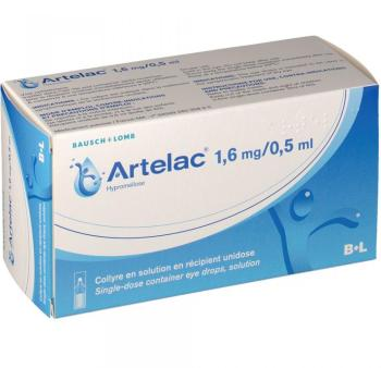 Artelac 1 6 mg 0 5 mL