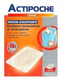 Actipoche patch chauffant