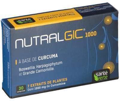 Santé Verte Nutralgic