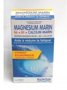 Magnesium Marin B6 et Rhodiola
