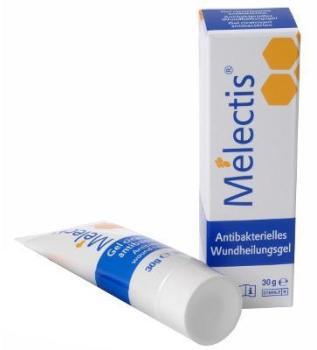 Melectis Gel Cicatrisant Antibactérien