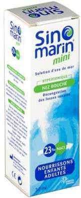 Sinomarin solution nasale