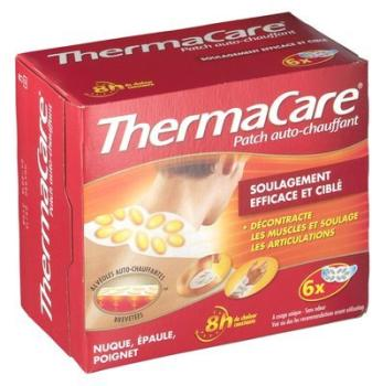Thermacare patch chauffant